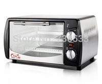 Wholesale Household Baking Mini Oven L Stainless Steel Housing Glass Electric Oven Cake Toaster Kitchen Appliances