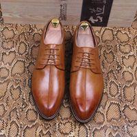 low heel dress shoe - Low Price Sell men s wedding shoes prom shoes Dress Shoes Business Shoes Size