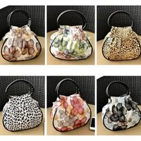 acrylic canvas - Lovely Mini Women s Vintage Flower Coin Purse Money Bag Wallet Clutch Handbag Key Holder Hasp Small Gifts many patterns for option
