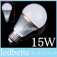 arrival efficiency - New Arrival W Led bulb E27 E26 E14 Warm Nature Cool White led Spotlight light lamp Dimmable Energy Efficiency V CE ROHS
