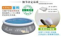 Wholesale inflatable pool swimmingpool boias para piscina inflavel water sports alberca pool swimming piletas de agua albercas flotador