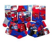 amazing socks - Supperhero kd carton Spiderman odd future happy socks Theckness Children s Socks Amazing Spider Man Baby winter Socks marvel sox