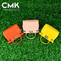 bag shoulder straps - CMK KB101 Kids Bags Colors Childrens Bags Hot sale Girls Fashion Bags With Three Popular Colors Strap Single Shoulder Bags With Medals