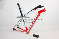 Wholesale Look Carbon Mountain MTB Bike Frame carbon mtb frame k with carbon stem carbon mtb frame