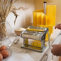 atlas pasta maker - MARCATO ATLAS Classic Pasta Machine Practical Noodle Making Machine Professional Pasta Maker Useful Kitchen Cooking Tools