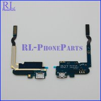 att usb - 10pcs For Samsung Galaxy Mega I527 ATT Microfone Flex Cable USB Charging Charger Connector Dock Port Flex Cable Ribbon