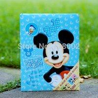 Wholesale 1509 New R inch children mickey Minnie cartoon photo albums interleaf type photo album baby
