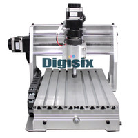 Wholesale DHL free T DJ CNC ROUTER ENGRAVER ENGRAVING DRILLING AND MILLING MACHINE