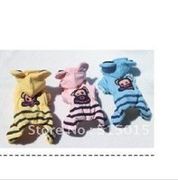big dog outfits - Jimmy doll pet clothing qiu dong outfit big mouth monkey four feet dog clothes teddy