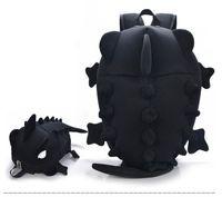 Wholesale Fashion Cartoon Dinosaur Backpacks Halloween Cute Little Monsters Leisure Travel Bag Creative Schoolbag Kid Christmas Gifts Collecting