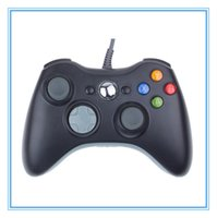xbox360 wireless controller - For Microsoft Xbox Xbox360 PC wired USB game controller joystick gamepad joypad