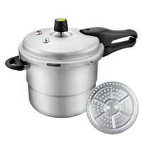 aluminum pressure cookers - Pressure cooker ASD ASD CM six Insurance T type aluminum pressure cooker to send steam grid JXT7522