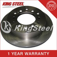 Wholesale for Toyota Prado UZJ100 brake disc casting iron car parts OE NO