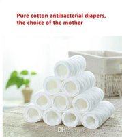 Wholesale Reusable baby Diapers Cloth Diaper Inserts piece Layer Insert Cotton Washable Baby Care Producs Promption