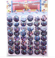 button badge - Set Captain America The Avengers Badge Button Pins Party Gifts Diameter CM