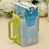 Wholesale Multifunctional Juice Pouch Milk Box Spill proof Baby Bottle Cup Holder order lt no track