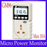 Wholesale Mini power monitor GM86 measure voltage
