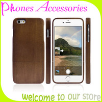 wooden case - Wooden Case for iPhone Plus Natural Wood Hard Back Cover For Apple iPhone Plus inch Cover