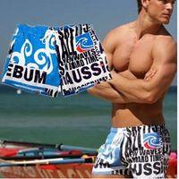 Wholesale swimming trunks beach wear men s leisure wear sexy beach casual short sea shorts surf board wear running