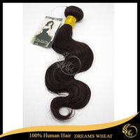 Cheap Unprocessed 100% Peruvian Human Remy Hair Body Hair Length 8-30 inch 1Bundle Lot Hot Selling Peruvian Virgin Hair Can Be Dyed & Bleached