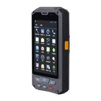 barcode data terminal - 4 inch android IP65 barcode fingerprint rugged data terminal smart terminal handheld terminal