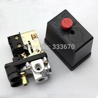 Wholesale New Ports Heavy Duty Air Compressor Pressure Control Switch Valve PSI Bar
