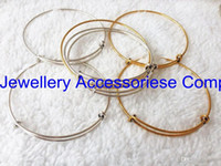 Wholesale 10pcs retro Alex bangle Ani iron wire loop alex bracelets Charm Bracelets Women adjustable Bangle