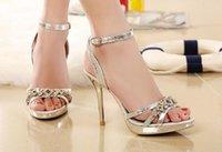 Cheap Wedding shoes Best thin high heels