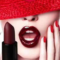 Wholesale 1200pcs by nanda Moisturizer Long Lasting Waterproof Matte Lipstick Nude lip stick lipgloss lip balm pintalabios