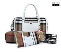 Wholesale hot fashion bags buy bag can get in set gift Euro and American style fashion bags colors can be chosen
