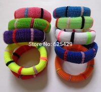Wholesale 2014 new color elastic hair bands for women girls pink brand hair accessories headband
