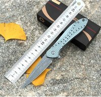 Wholesale HQ56 Tactical hunting folding knife outdoor rescue camping survival pocket knive Us army utility knifes military knives canivetes