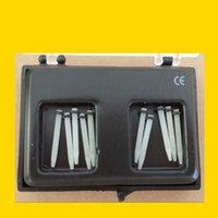 Cheap Good Quality Black Ring 1.4mm Dental Endo Straight Fiber Posts Tips Glass Protaper Files