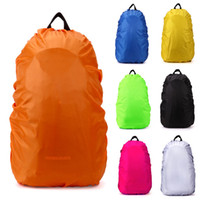 Wholesale Backpack Rucksack Rain Water Resist Rain proof Dustproof Waterproof Cover for Outdoor Camping Cycling Climbing Hiking Travel