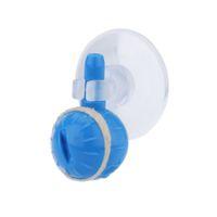 Wholesale Hot Bule Plastic Air Stone Air Bubble Increaser for Aquarium Fish Tank Adjustable Oxygen Increase Ball Air Pump Accessory