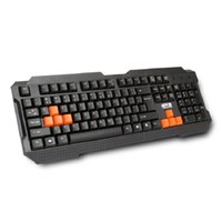 advanced sports games - New Three color Backlit Gaming Keyboard Game Advanced Professional Sports Games Keyboard