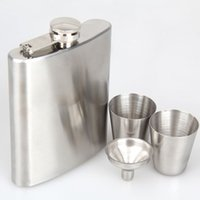 alcohol free drinks - 100 oz Stainless Steel Flask Whiskey Hip Liquor Alcohol Drink Pocket Bottle Funnel Top