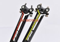 Wholesale Full Carbon k mm CFSA road bike seatpost mm offset seatpost or zero offset seatpost in stock