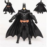 Wholesale 18cm Movie Batman Dark Knight Returns Marvel Arkham City Action Figure Kids Toys