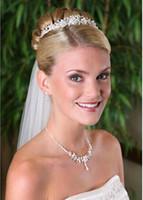 Cheap Bridal Headpiece crystal pearl Bridal wedding Tiaras Hair Accessories Fashion