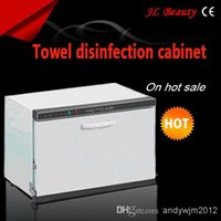 Cheap UV hot towel cabinet sterilizer & sterilization container&uv towel warmer
