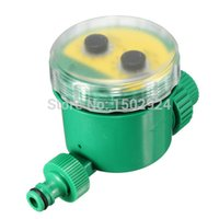 Wholesale Electronic Automatic Water Timer Garden Yard Watering Irrigation System Program freee Shipping