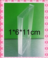 clear pvc boxes - Size cm rectangle Plastic Clear PVC Box