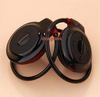 Cheap Mini 503 Sport Wireless Bluetooth Stereo Headset Mini-503 Stereo Headphone for iPhone Samsung LG