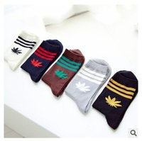 Cheap weed socks Best high quality fashion cotton socks