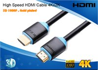 Wholesale HDMI to HDMI cable HDMI cable D High speed Double molding m m m m m m m m m for DVD PS3 STB