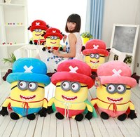 Wholesale Despicable ME Movie Cartoon Stuffed Plush Toy Kids Stuffed Plush Toys Cute Modelling Toddler Plush Toys Hight CM T1040