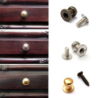 Wholesale Low Price Decorative Mini Jewelry Box Chest Case Drawer Cabinet Door Pull Knob Handle