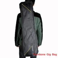 Wholesale Hot Sale Water resistant Design Alto Tenor Trombone Gig Bag Trombone Case with Adjustable Shoulder Straps