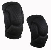 Wholesale High quality fashion black sports outdoor football basketball volleyball knee shin leg protector guard pad kneepad leggings